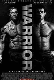 Joel Edgerton and Tom Hardy in Warrior (2011)
