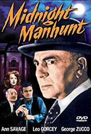 Midnight Manhunt Poster