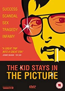 Movies watching site The Kid Stays in the Picture [hdrip]