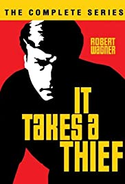It Takes a Thief (1968–1970) starring Robert Wagner on DVD on DVD