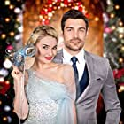 Emma Catherine Rigby and Peter Porte in A Cinderella Christmas (2016)