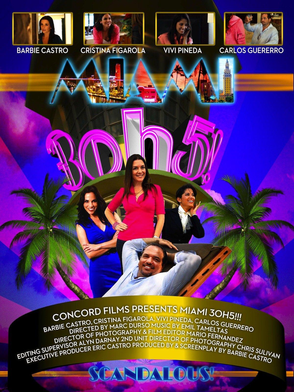 Miami 3 Oh 5