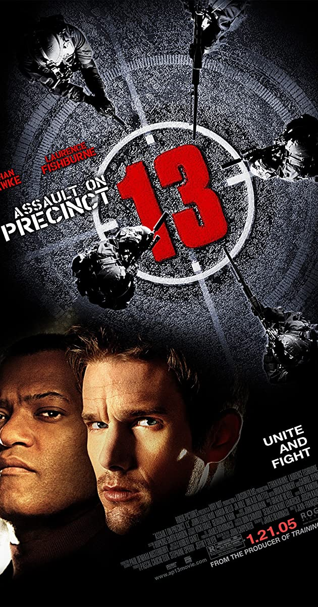 Subtitle of Assault on Precinct 13
