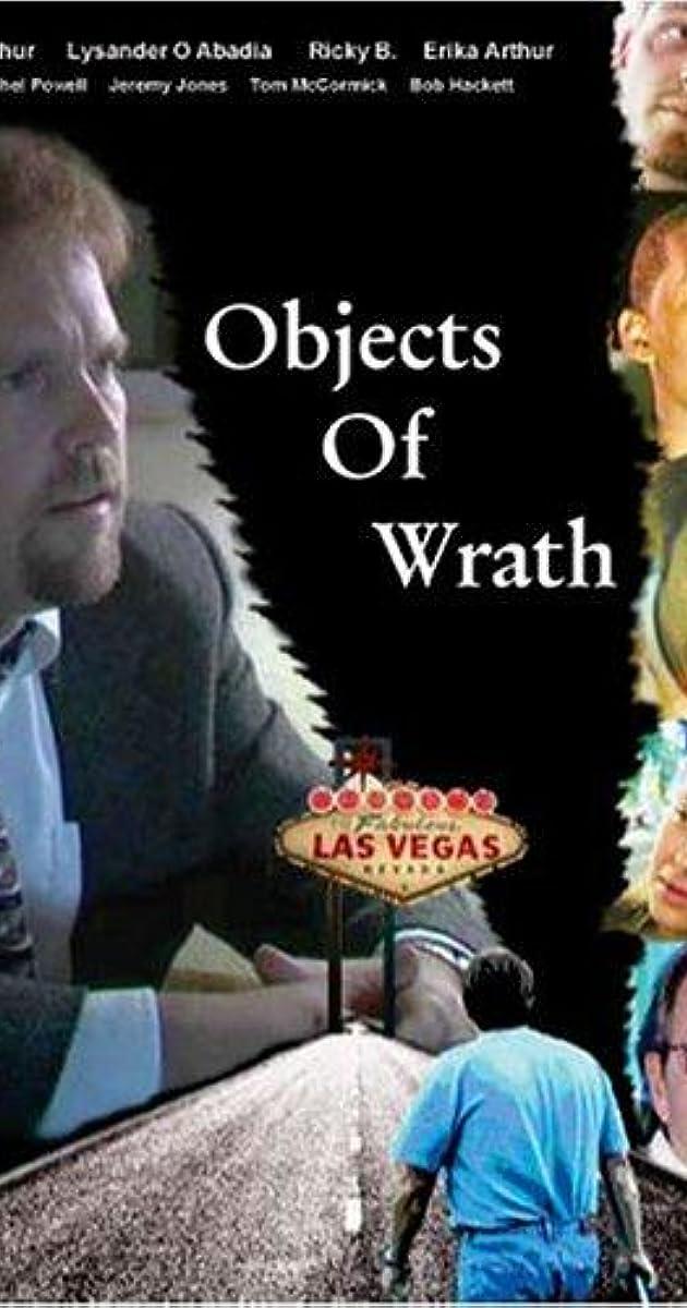 Objects of Wrath (Video 2004) - IMDb