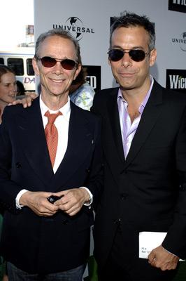 Joel Grey and Joe Mantello