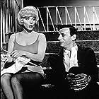 """Let's Make Love""  M. Monroe & Yves Montand 1960 20th"