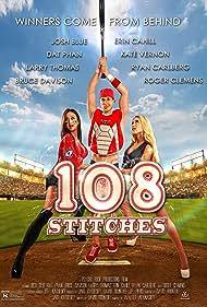 Bruce Davison, Erin Cahill, Ryan Carlberg, Larry Thomas, Kate Vernon, Dat Phan, and Josh Blue in 108 Stitches (2014)