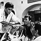 Alain Delon and Maurice Ronet in Plein soleil (1960)