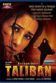 Escape from Taliban Poster