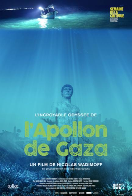 L'Apollon de Gaza (2018)