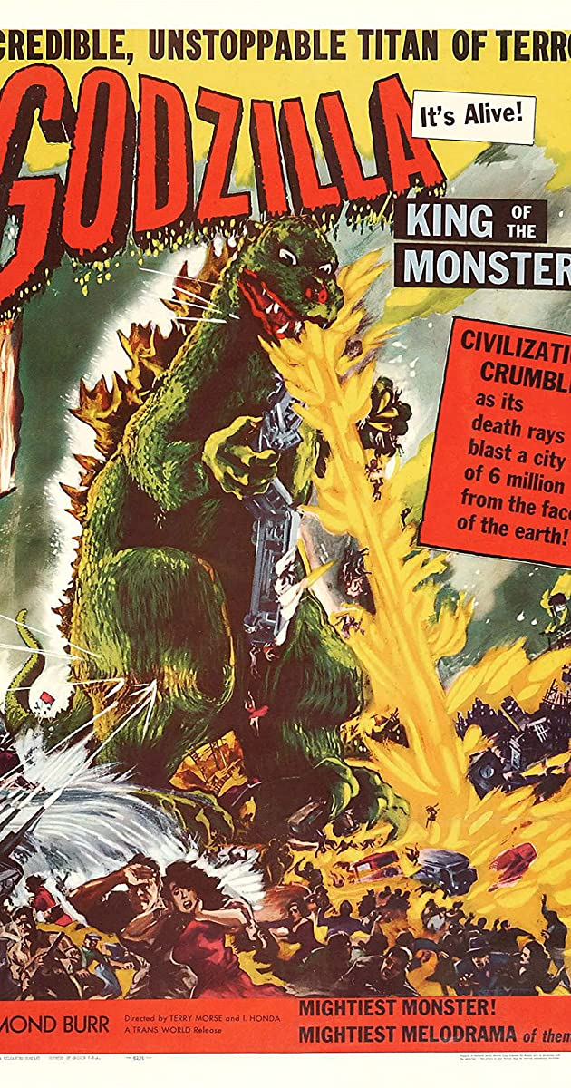 Godzilla, King of the Monsters! (1956) - IMDb