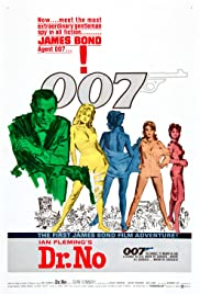 Dr. No (1962) Poster - Movie Forum, Cast, Reviews