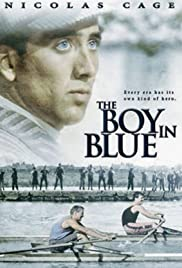 The Boy in Blue Poster
