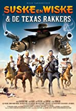 Luke and Lucy: The Texas Rangers