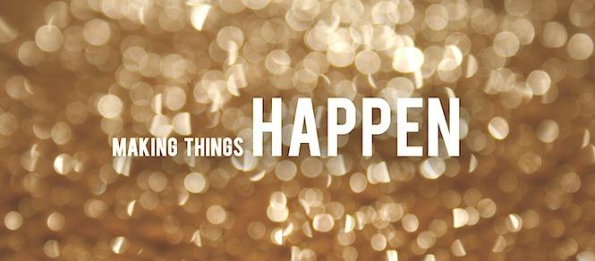 Make Things Happen (2018)
