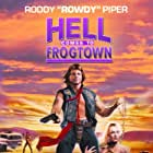 Sandahl Bergman and Roddy Piper in Hell Comes to Frogtown (1988)