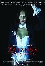 Zatanna: Fear of Puppetts