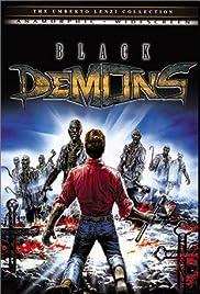 Black Demons(1991) Poster - Movie Forum, Cast, Reviews