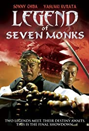 Legend of Seven Monks Poster