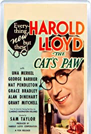 The Cat's-Paw (1934) with English Subtitles on DVD on DVD
