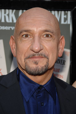 Ben Kingsley at an event for You Kill Me (2007)