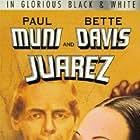 Bette Davis and Paul Muni in Juarez (1939)