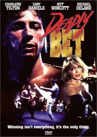 Charlene Tilton and Jeff Wincott in Deadly Bet (1992)
