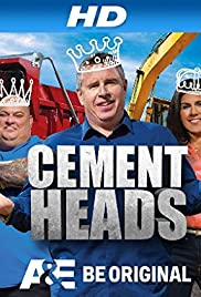 Cement Heads Poster