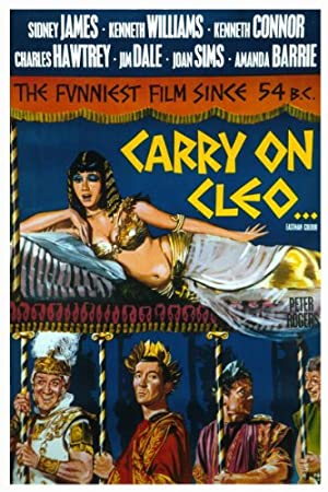 Where to stream Carry On Cleo