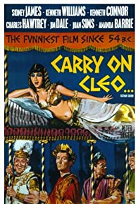 Primary photo for Carry On Cleo