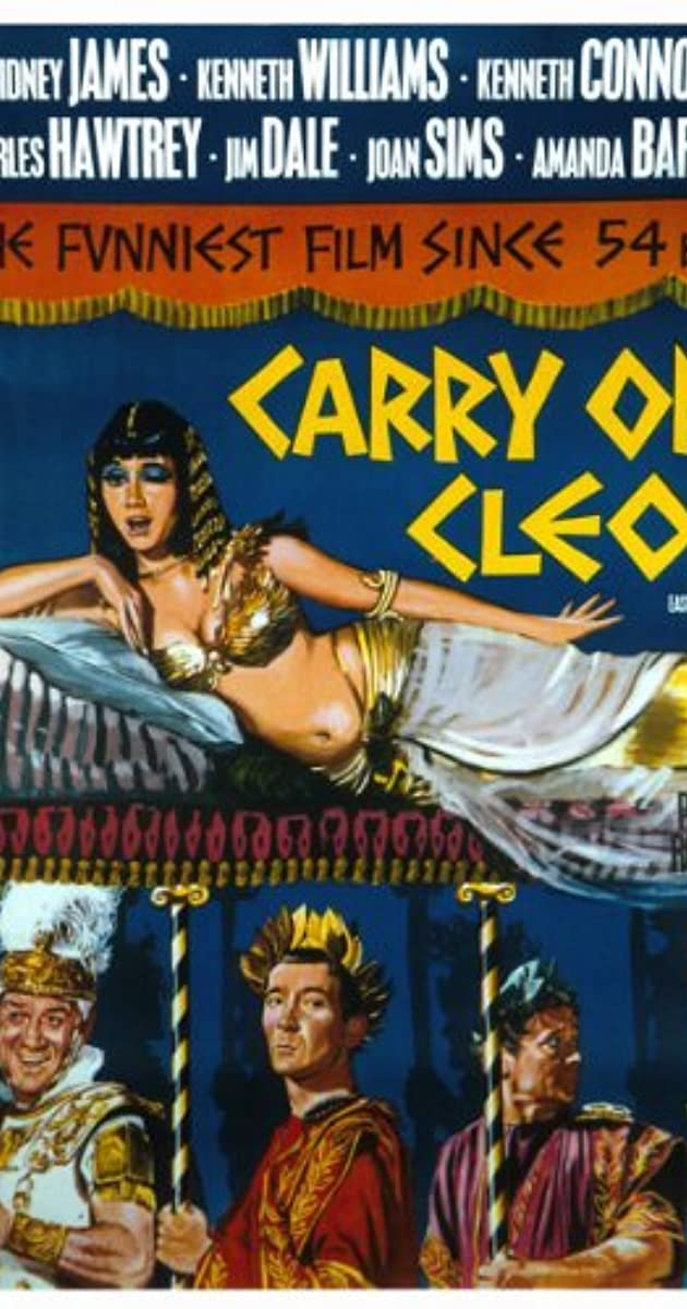 Subtitle of Carry on Cleo
