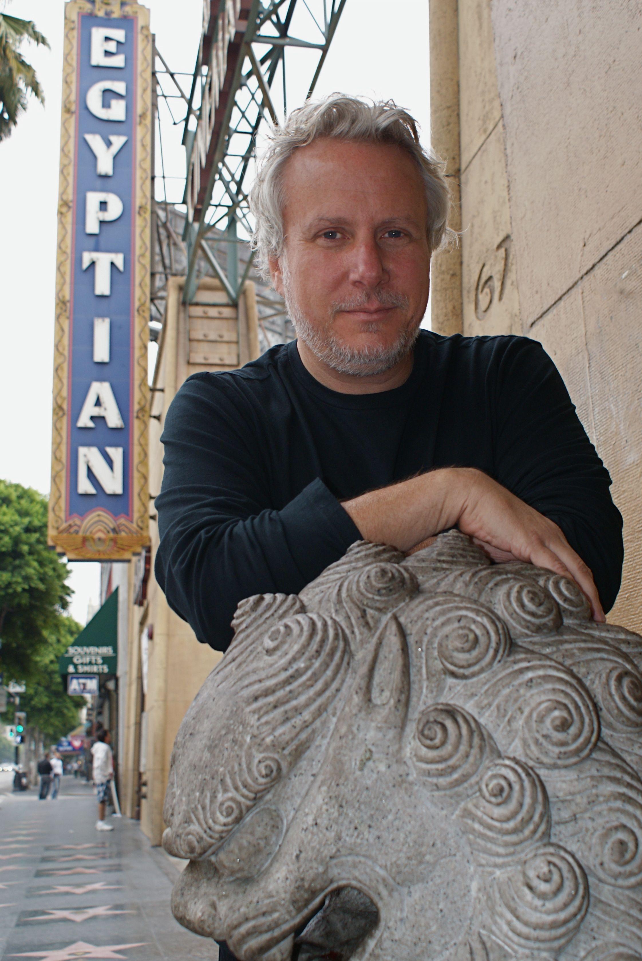 Larry Karaszewski at the American Cinematheque