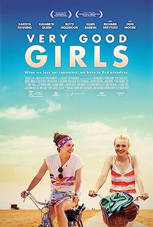 Very Good Girls film Poster