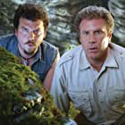Will Ferrell and Danny McBride in Land of the Lost (2009)