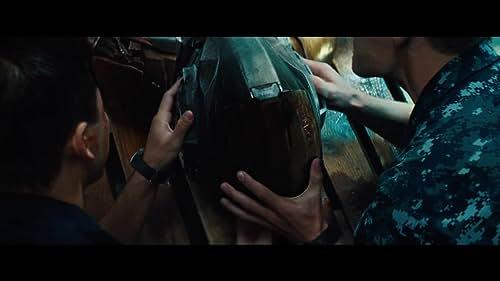 """Hopper and the Crew Investigate a Captured Alien"""