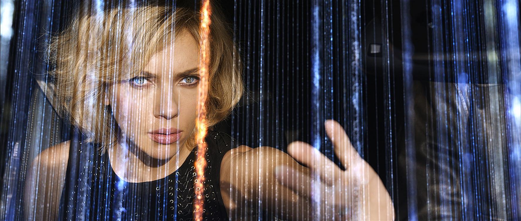 Scarlett Johansson in Lucy (2014)