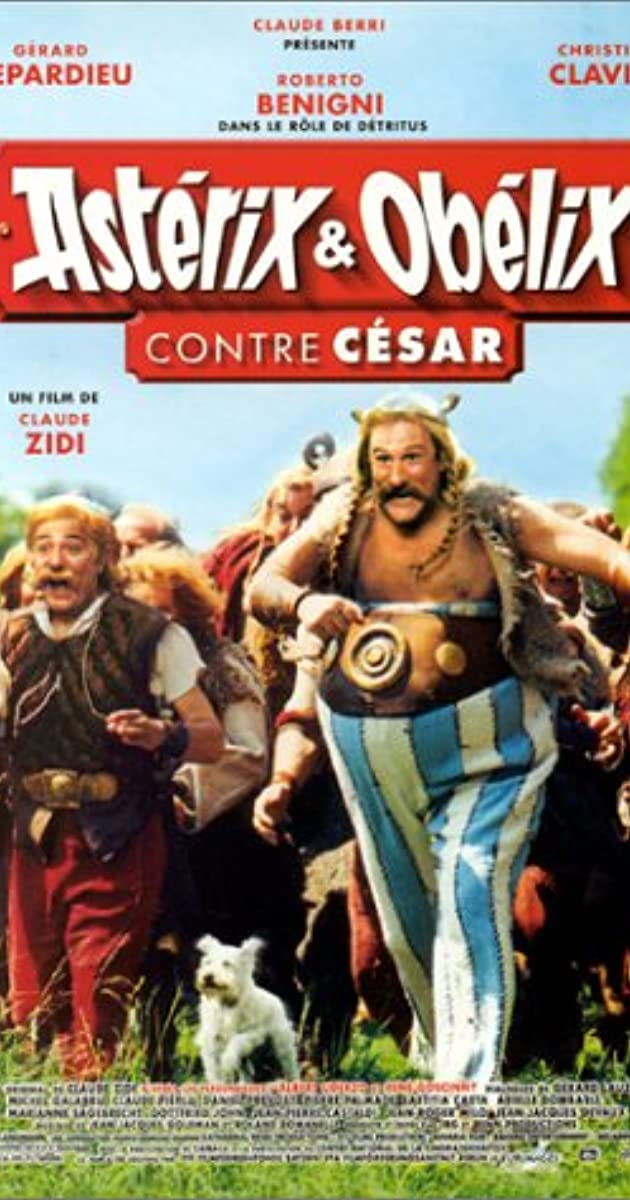 Asterix And Obelix Vs Caesar 1999 Imdb