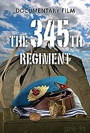 Regiment 345 Poster