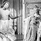 Dolores Gray and Howard Keel in Kismet (1955)