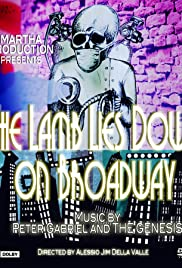 The Lamb Lies Down on Broadway Poster