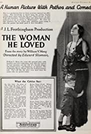 The Woman He Loved Poster