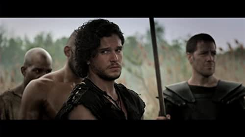 A slave turned gladiator finds himself in a race against time to save his true love, who has been betrothed to a corrupt Roman Senator. As Mount Vesuvius erupts, he must fight to save his beloved as Pompeii crumbles around him.