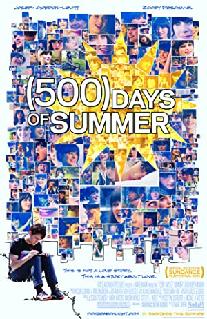 500 Days of Summer Poster Image