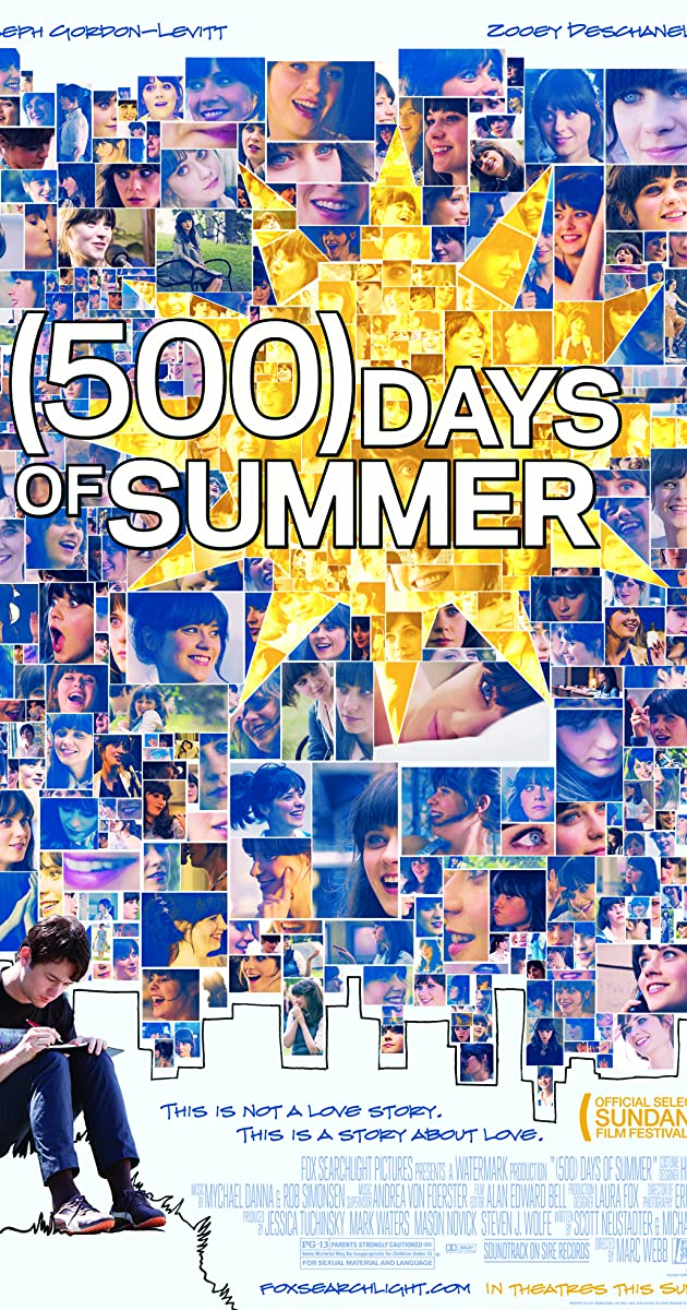 Free Download 500 Days of Summer Full Movie
