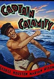 Captain Calamity Poster