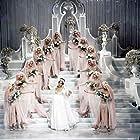 Barbra Streisand, Thordis Brandt, Bettina Brenna, Virginia Ann Ford, Alena Johnston, Karen Lee, Mary Jane Mangler, Inga Neilsen, and Sharon Vaughn in Funny Girl (1968)