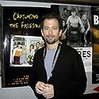 Andrew Jarecki at an event for Capturing the Friedmans (2003)