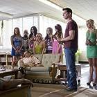 Colin Hanks, Anna Faris, Rumer Willis, Kat Dennings, Emma Stone, and Katharine McPhee in The House Bunny (2008)