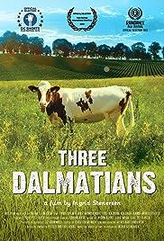 Tre dalmatinere Poster