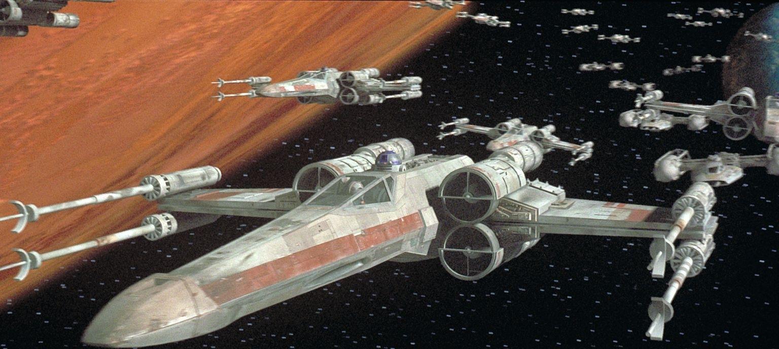 Mark Hamill in Star Wars (1977)
